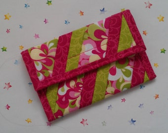 Quilted Coin Purse (CP113)