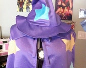 MLP ADULT TRIXIE Hat and Cape plus gem! Costume set