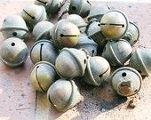 Antique Vintage Brass Bell Bells Sleigh Bell Bells Christmas Sleigh Bells