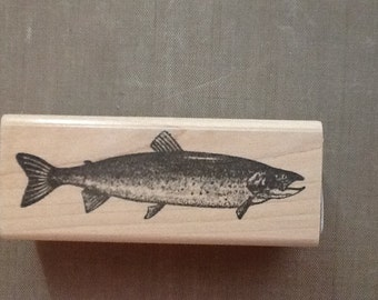 Silver Fox Stamps and More Salmon