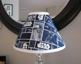 Lamp shade Star Wars