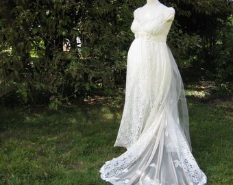 Custom Simply Happy Lace Hippie Dress Boho Wedding Dress  Maternity Wedding  Dress  OmbreMaternity wedding dress   Etsy. Plus Size Maternity Wedding Dresses. Home Design Ideas