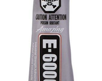 One Package E-6000 CLEAR Glue - 59.1ML