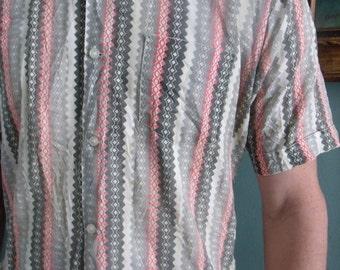Vintage 60's Men's Shirt.