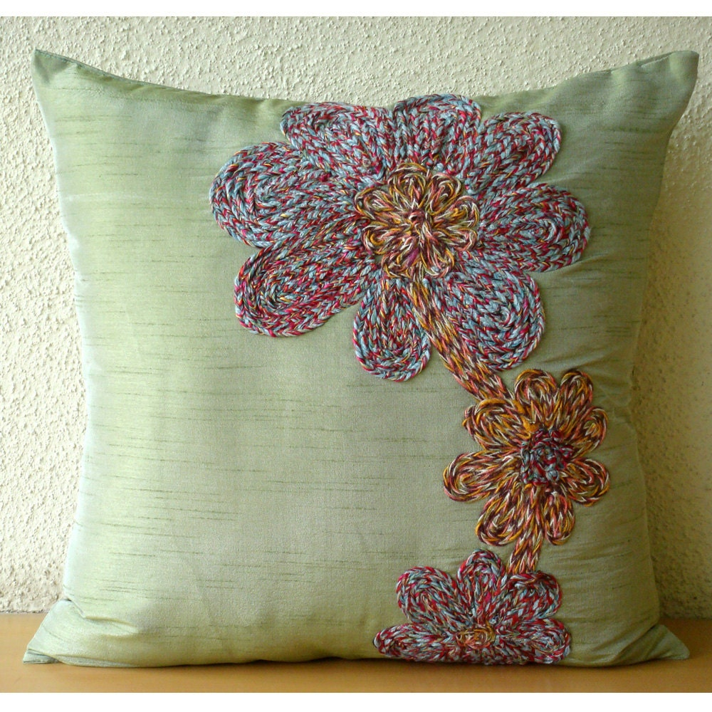 Decorative Bed Pillows Shams : Decorative Pillow Sham Covers Pillow Sham Couch Sofa Bed