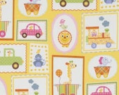 For Nancy ONLY Circus Frames in Yellow by Dena Designs