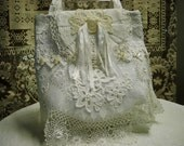 Romantic Vintage Style Victorian Lace Bag
