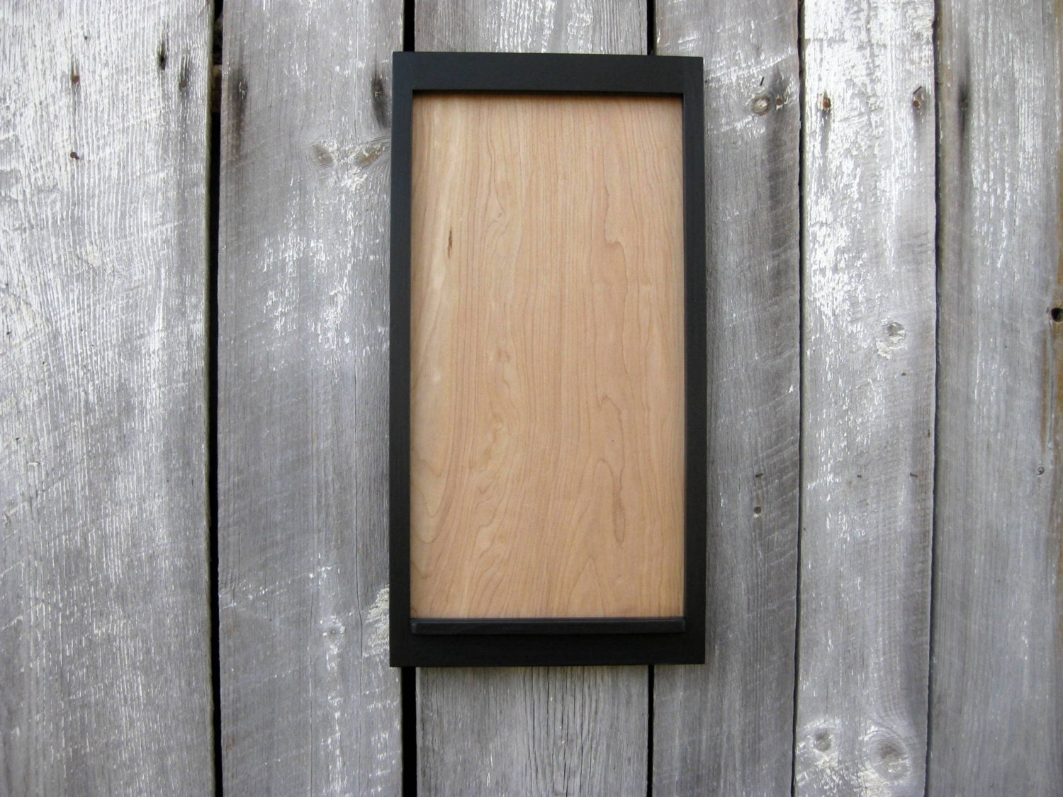 Calendar Wooden Frame : Calendar holder wood frame