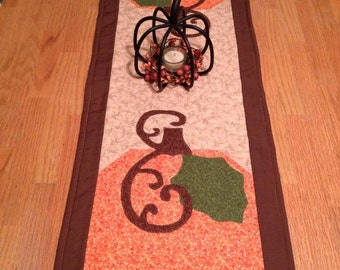 Fall Tablerunner