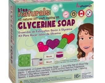 Kiss Naturals DIY Soap Kit -  Mini