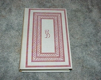1966--Heritage Press--BOOK--Charles Dickens--Hard Times--Hardcover--Illustrated By Charles Raymond