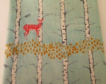 RARE. Timber and Leaf. Fawn in Birch Blue
