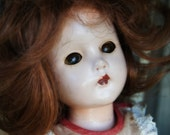 Ghostly Suzanne Effanbee Vintage doll