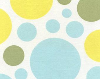 1 yard of  Splash Dream Dot by Heather Bailey