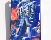 Vintage Japanese Robot Toy iPhone Case 4 4S 5 5S 5C