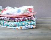 Low rise bikini - cotton satin panties - pick your color