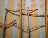 Ash Wood Sticks, Natural Stick Cross, Rustic Crucifix, Wiccan Druid Pagan Sacred Ritual Wood, Wood Craft Supply, Altar Decoration, God's Eye