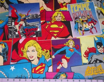 Super Girl, Bat Girl, Wonder Woman Child Totes, Preschool tote, Kindergarten tote, Daycare tote, Travel, Overnight