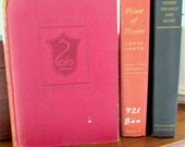 Players in the American Theater  John Barrymore  Edwin Booth  George Middleton   3 books