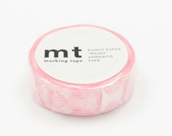 mt deco - washi masking tape - summer 2014 - hand painted dots