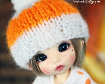 Lati yellow / Pukifee Knitted hat