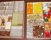 Component Tray Kit for games like Caverna