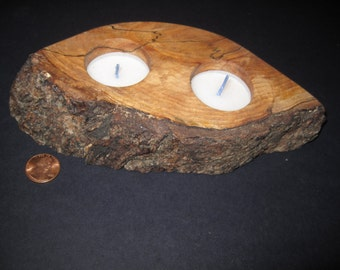 Tea Light Block