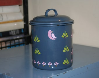 Metal Canister