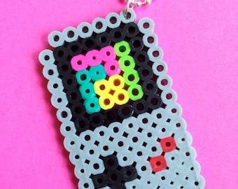 Grey Game Boy Necklace