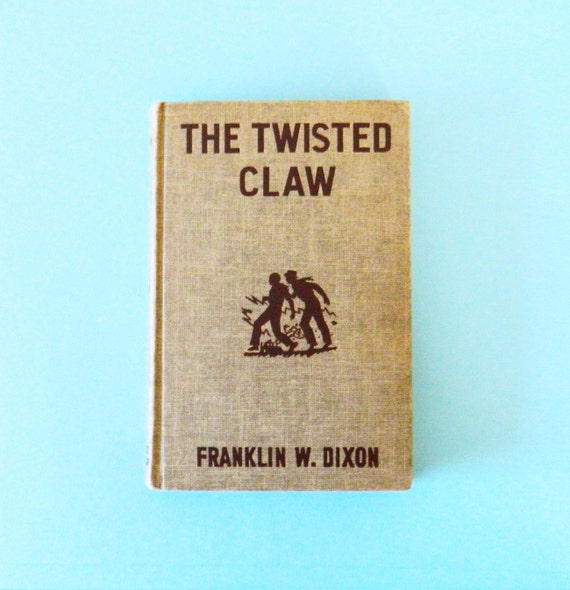 The Twisted Claw (revised text)