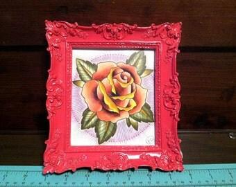 Rose (original painting)