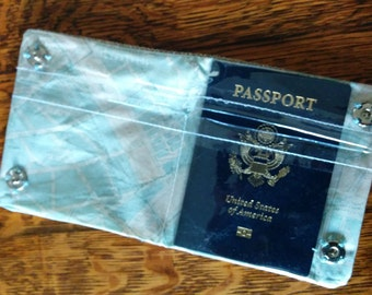 Travel Map Passport Pouch SALE