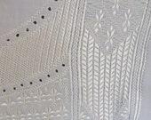 Vintage Embroidery - Edwardian Era Shirtwaist or Blouse