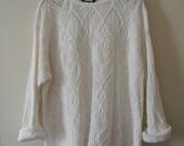 Vintage Donna Karen Tunic Sweater