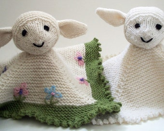 Scubaa the Blanket Buddy **PDF knitting pattern**