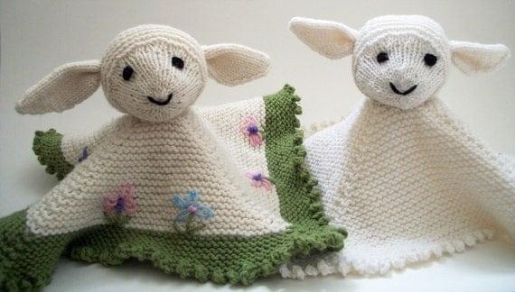 Scubaa the Blanket Buddy **PDF knitting pattern**