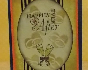 Happily Ever After Card - option for local pick up Ottawa's ByWard Market Building