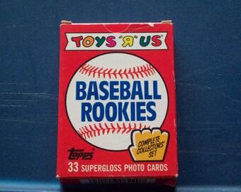 1988 Baseball Rookies