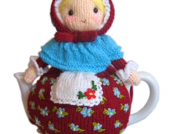Jane Eyre Tea Cosy Pdf Email Knit PATTERN