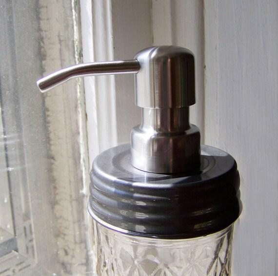 Lotion Pumps For Mason Jars Mason Jar Soap or Lotion