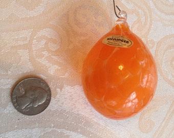 Kisslinger Kristall-Glas ball ornament