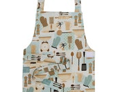 APRON - Baking - Toddler & Primary