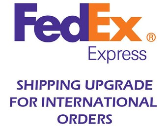 FedEx Express Shipping Upgrade for International Orders
