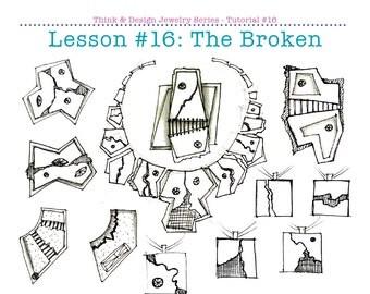 Think & Design 16 The Broken PDF tutorial