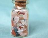 Tiny Gemstone Mix Vial - Fairy Gifts