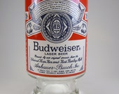 Budweiser 32 Ounce Beer Glass, It's A Big One! Man Cave, Breweriana