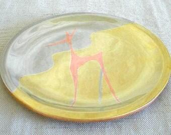 Metales Casados Plate by Los Castillo