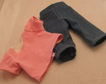 Tshirt and Jeans for Bitty Baby