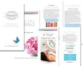 Custom Catalog Design 8-10 pages