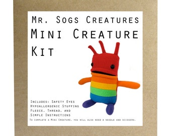 Mini Creature Kit - Bo